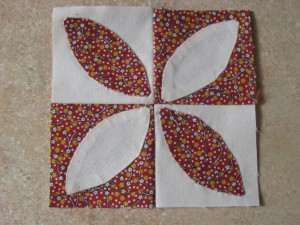 A-7: Pieced & Applique