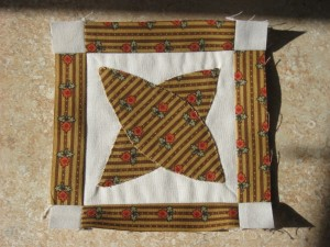 E-2: Pieced & Applique