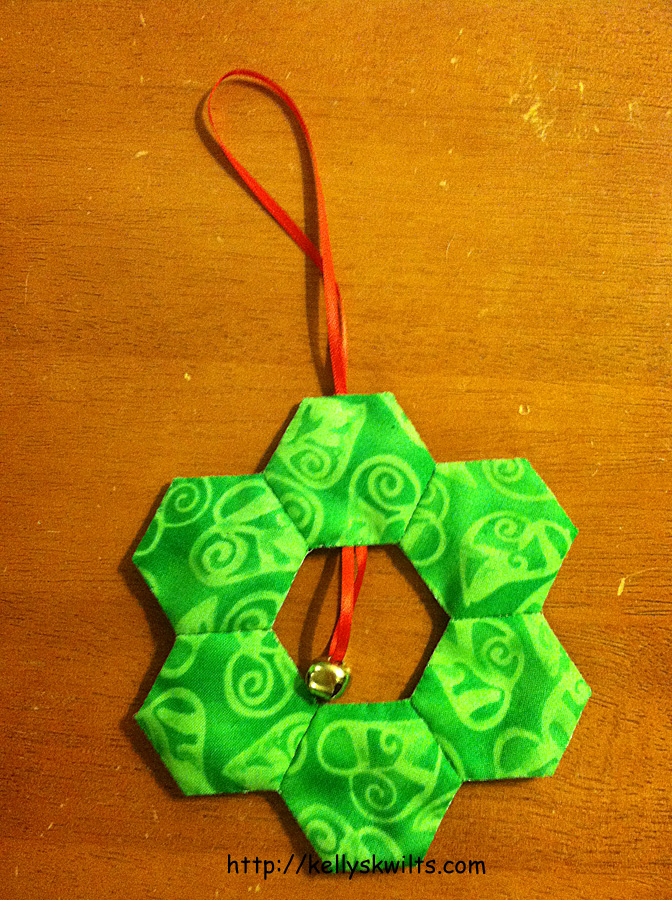 Hexie Ornament
