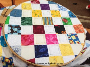 Hand Quilted 2-18-13
