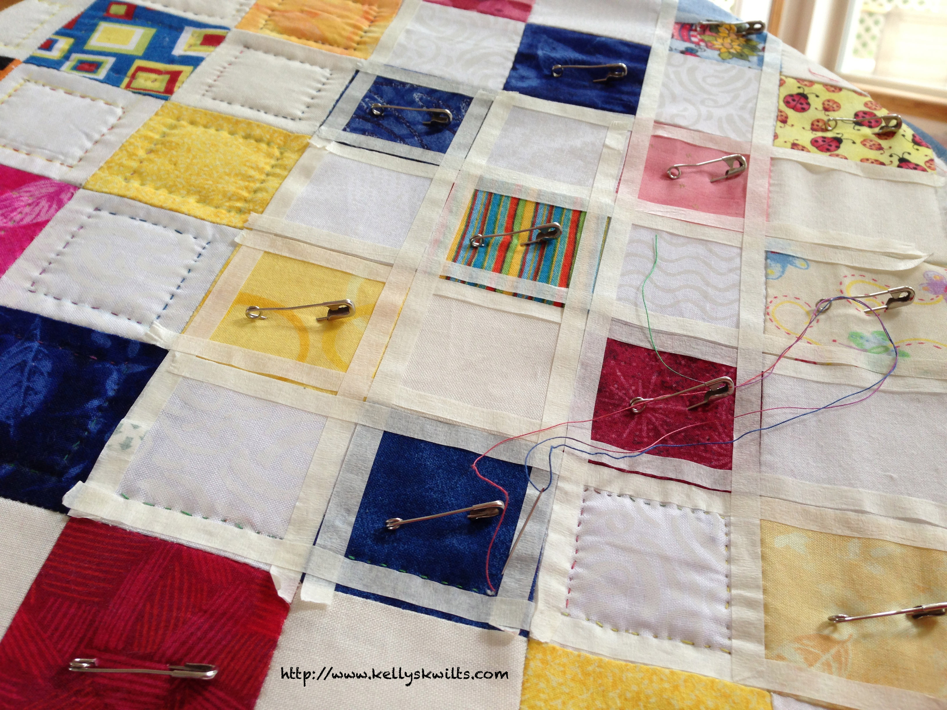 Hand Quilting and More Shopping – Kelly's Kwilts